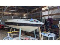 FREE Maxum 200 cabin boat Project