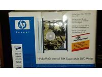 HP Internal DVD Writer for sale