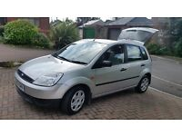 Ford fiesta 12months mot central lock great drive cheap on fuel and taxt