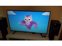 Hisense 50-Inch Lite Smart Freeview FULL HD LED TV [Energy Class A]