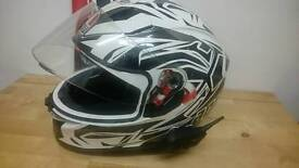 Helmet agv size