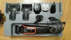 Philips multigroom electric shaver