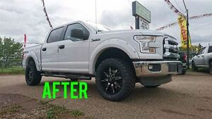 2016 Ford F-150 XLT | Custom Lifted Truck! | Call Today! Edmonton Edmonton Area image 3