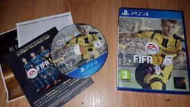 Playstation 4 game FIFA 17