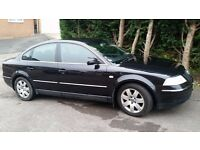 VW Passat 1.9 tdi Cheap to run, reliable FOR SALE