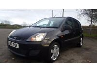 *!*BARGAIN*!* 2008 Ford Fiesta 1.25 Style Climate **FULL YEARS MOT ** ALLOYS **ONE OWNER FROM 2010**