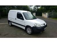 2007 PEUGEOT PARTNER VAN 1.6 HDI PSVD MARCH 18 £895