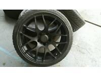 """18"""" csl bmw new refurb nearly new tyres"""