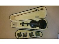 Viola 3/4 with Spare Strings