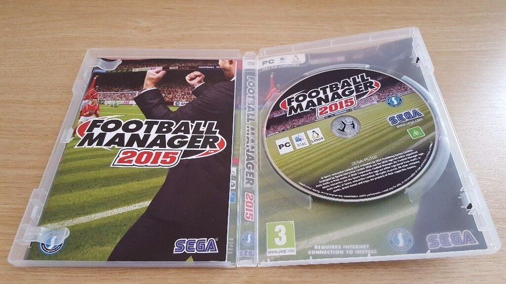 Football Manager 2015 'PC format'