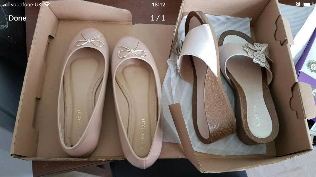 365f85c3cea Size 6 and wide fit shoes flats and heels