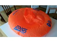 Zoggs Swimming Trainer Seat - 12-18 month - hardly used