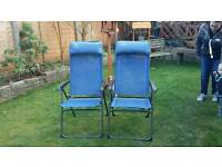 Hi gear vermont chairs x 2