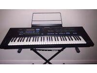 Technics SX-AX5 Synthesizer Keyboard
