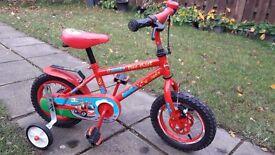 "Apollo firechief kids 12""bike"