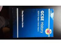 GCSE History, OCR B: Modern World History revision guide