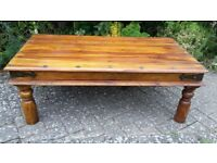 Rustic Coffee Table - DELIVERY AVAILABLE 🚚🚚🚚🚚🚚