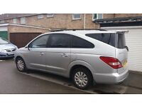 7 seater excellent runner