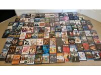 Assorted Blu-Rays and DVDs – approx. 119 titles