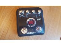 ZOOM G2 Multi Effects Guitar Pedal