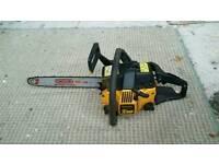 Mcullough chain saw