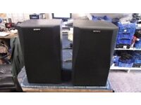 SONY SS A10 7E SPEAKERS