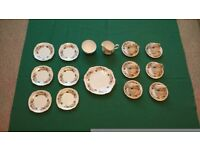 Duchess Fine Bone China 21 piece Tea Service