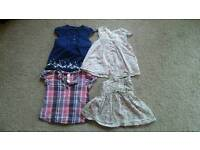 2-3 year summer clothes for girl.