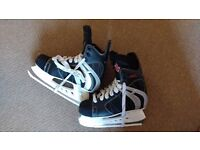 Mens NHL ice skates (Good condition)