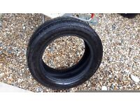 1 X CONTINENTAL TYRE 195 60 16 COMMERCIAL TYRE