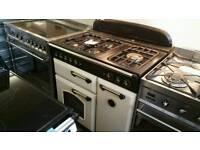Range master 90cm gas range cooker hardly used !!