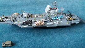 Ship - War battle carrier