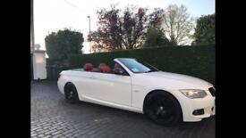 2012 BMW 3 Series 320d M Sport Plus Edition E93 (rare spec)