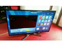 40 inches Finlux smart WiFi led tv