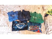 Boys clothes 5-6years