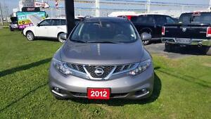 2012 Nissan Murano SL | LEATHER | MOONROOF | AWD | JUST TRADED | Cambridge Kitchener Area image 3