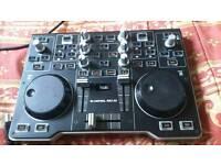 Hercules dj mixer