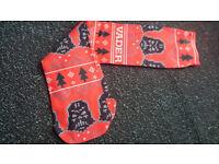 Star Wars Darth Vader socks