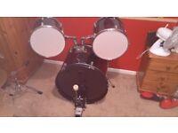 Complete drum kit good condition