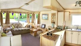 Static caravan holiday home for sale in Newquay, Cornwall. Family 3 bed close to beaches!!