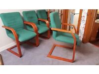 2 Office / Waiting Room Chairs