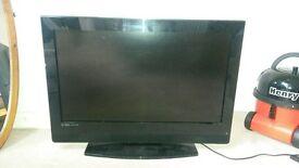 "36"" flat screen Tevion HD ready tv with HDMI"