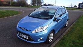 FORD FIESTA TITANIUM TDCi(61)plate,£0Road Tax,Alloys,Air Con,Full Service History,Very Clean Vehicle