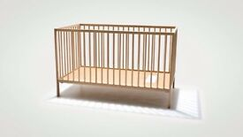 Baby First Cot Brand New With Mattress