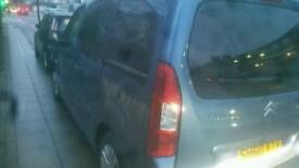 Selling citroen berlingo multispace