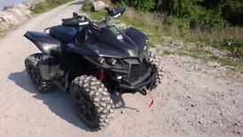 Quadzilla MXB 750 2/4X4 Sports Quad ATV UTV