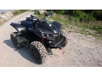 Quadzilla MXB 750 2/4X4 Sports Quad ATV UTV