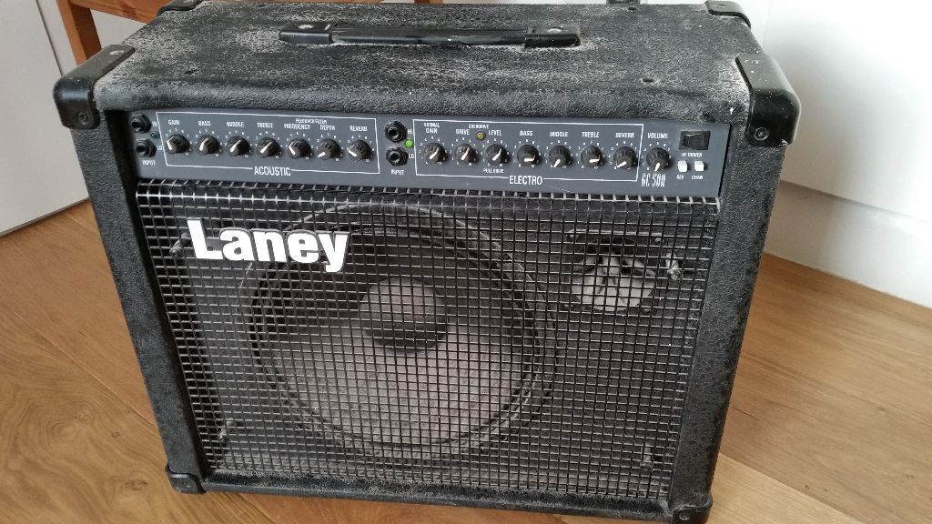 laney gc50a electric acoustic guitar amp 50 watt combo amplifier in angel london gumtree. Black Bedroom Furniture Sets. Home Design Ideas