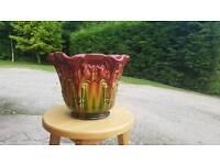 Bretby flower pot/ vase