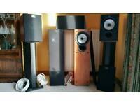 KEF Home Cinema Speakers